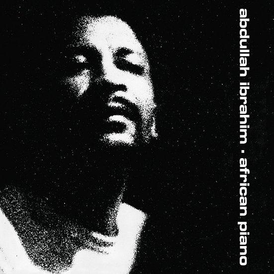 Abdullah Ibrahim: African Piano (CD) 【ECM】