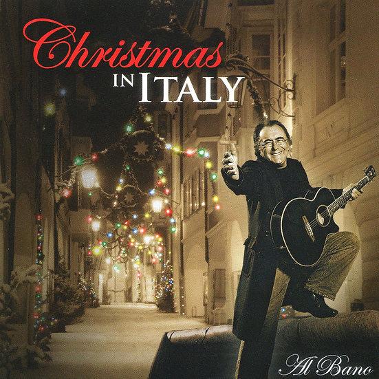 艾爾巴諾:義大利聖誕 Al Bano: Christmas In Italy (CD) 【Evosound】