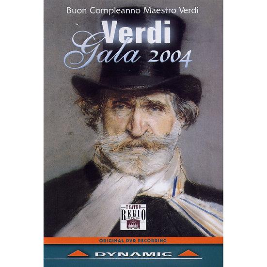2004威爾第百年音樂會 Verdi Gala 2004 (DVD)【Dynamic】
