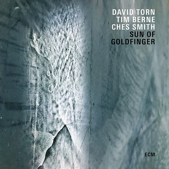 David Torn / Tim Berne / Ches Smith: Sun Of Goldfinger (CD) 【ECM】