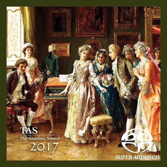 絕對的聲音TAS2017 (SACD)