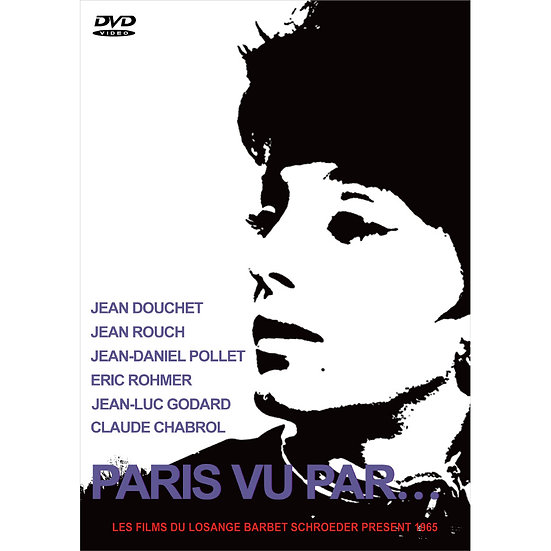 1965眼中的巴黎 Six in Paris (1965) (DVD)