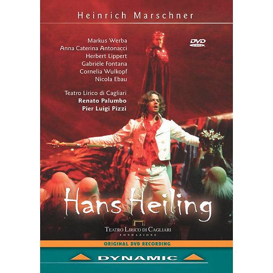 馬斯納:歌劇《漢斯.梅林》 Jules Massenet: Hans Heiling (2DVD)【Dynamic】