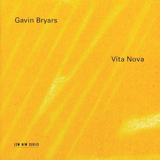 Gavin Bryars: Vita Nova (CD) 【ECM】
