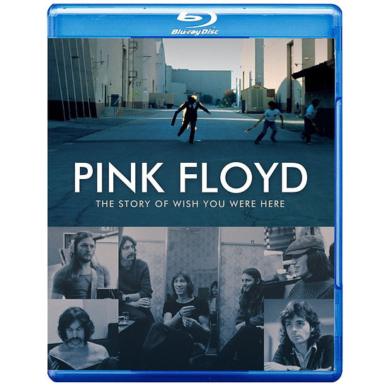平克.佛洛依德:願你在此 Pink Floyd: The Story Of Wish You Were Here (藍光Blu-ray) 【Evosound】