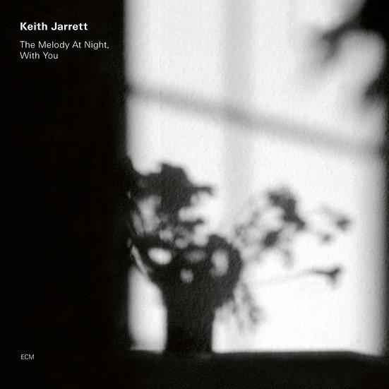 奇斯.傑瑞特:夜未央 Keith Jarrett: The Melody At Night, With You (CD) 【ECM】