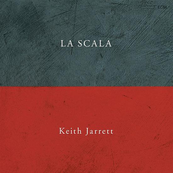 奇斯.傑瑞特:史卡拉歌劇院獨奏 Keith Jarrett: La Scala (CD) 【ECM】