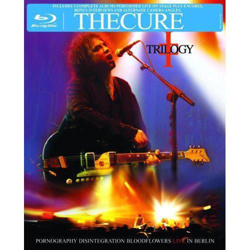 怪人合唱團:三部曲 The Cure: Trilogy (藍光Blu-ray) 【Evosound】