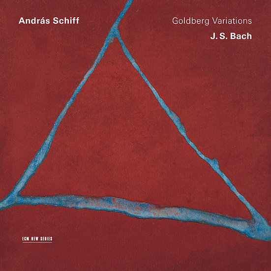 巴哈:郭德堡變奏曲|鋼琴:席夫 András Schiff / J. S. Bach: Goldberg Variations (CD) 【ECM】