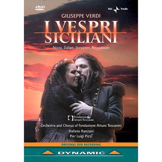威爾第:歌劇《西西里晚禱》 Giuseppe Verdi: I Vespri Siciliani (DVD)【Dynamic】
