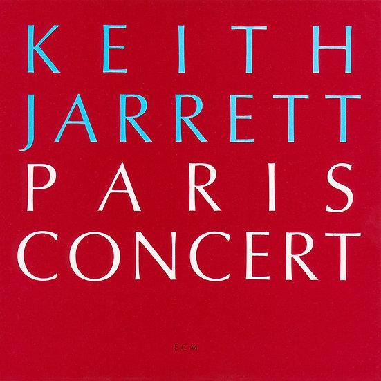 奇斯.傑瑞特:巴黎音樂會 Keith Jarrett: Paris Concert (CD) 【ECM】
