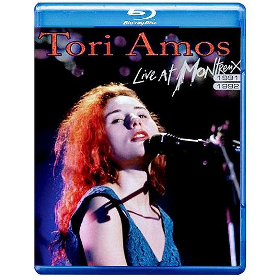 多莉.艾莫絲:瑞士蒙特勒現場演會 Tori Amos: Live at Montreux 1991/1992 (藍光Blu-ray) 【Evosound】