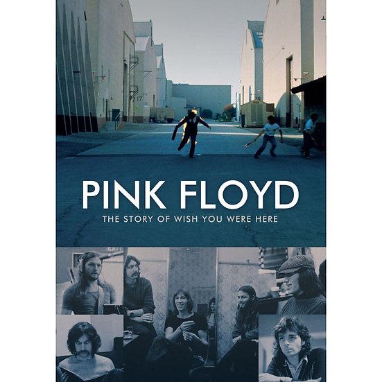 平克.佛洛依德:願你在此 Pink Floyd: The Story Of Wish You Were Here (DVD) 【Evosound】