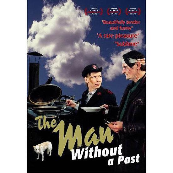 沒有過去的男人 The Man Without a Past (DVD)