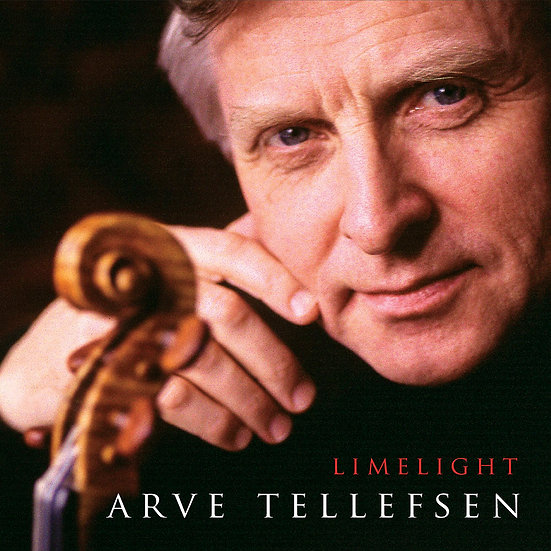 亞弗.泰勒弗森:琴影人生 Arve Tellefsen: Limelight (CD)