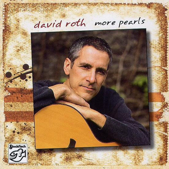 大衛.羅斯:珠玉再現 David Roth: More Pearls (CD) 【Stockfisch】
