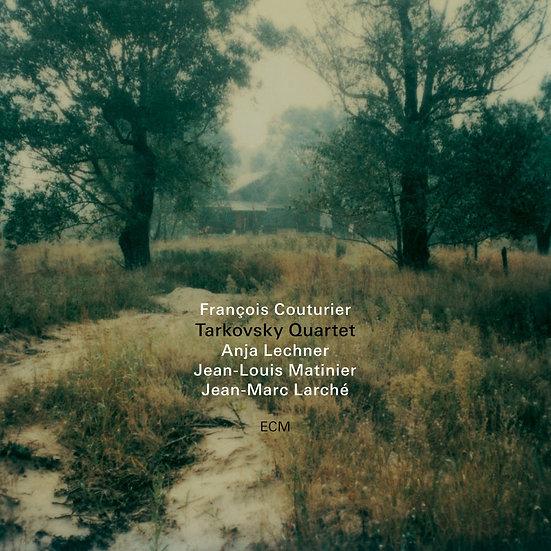 塔可夫斯基四重奏:鄉愁 Tarkovsky Quartet (CD) 【ECM】