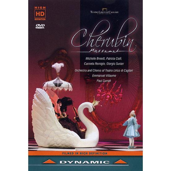 馬斯奈:歌劇《雀魯賓》 Jules Massenet: Cherubin (DVD)【Dynamic】