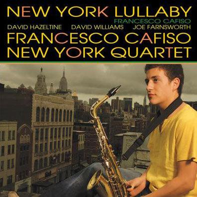 法蘭西斯科.卡菲索紐約四重奏:現代紐約經典 (CD) 【Venus】