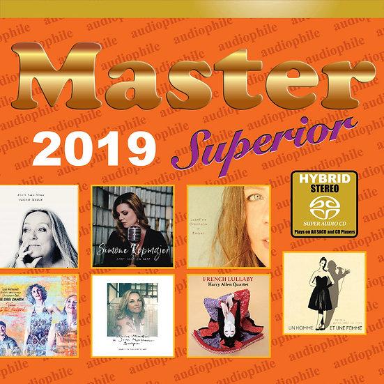 Master發燒碟2019 Master Superior Audiophile 2019 (SACD) 【Master】