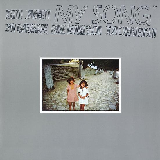 奇斯.傑瑞特歐洲四重奏:我的歌 Keith Jarrett European Quartet: My Song (CD) 【ECM】
