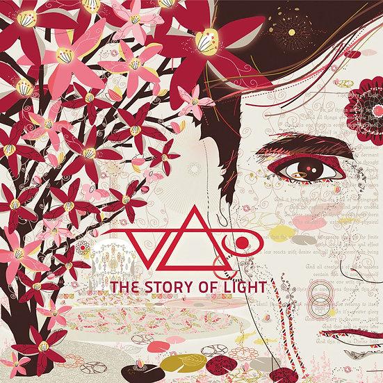 史帝夫范:光之物語 Steve Vai: The Story of Light (CD+DVD) 【Evosound】