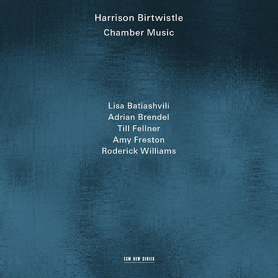 哈里森.伯特威斯爾:詩詞音樂論 Harrison Birtwistle: Chamber Music (CD) 【ECM】