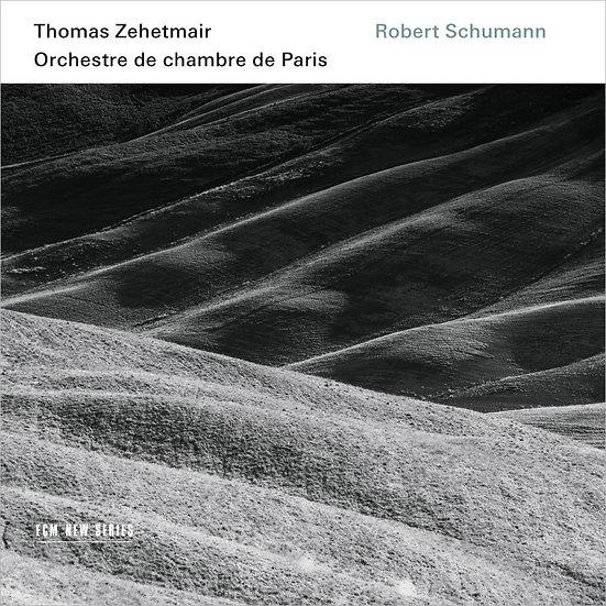 舒曼作品集|小提琴:湯瑪斯.齊赫梅爾/巴黎室內管弦樂團 (CD) 【ECM】