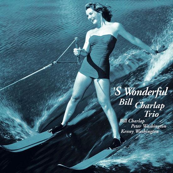 比爾.夏拉普三重奏:夏日戀人 Bill Charlap Trio: 'S Wonderful (Vinyl LP) 【Venus】