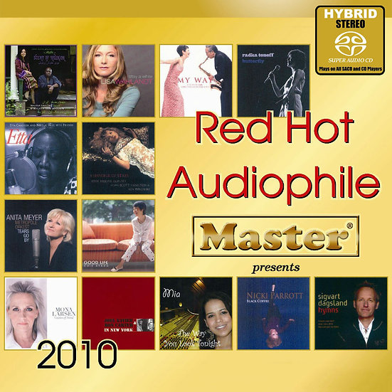 黃色發燒碟 Red Hot Audiophile 2010 (SACD) 【Master】