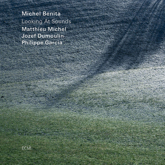 米歇爾.貝尼塔四重奏:凝望琴音 Michel Benita Quartet: Looking At Sounds (CD) 【ECM】
