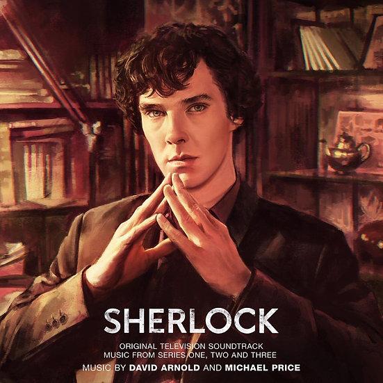 新世紀福爾摩斯 電視原聲帶 SHERLOCK - Original TV Soundtrack (Vinyl LP) 【Silva Screen】