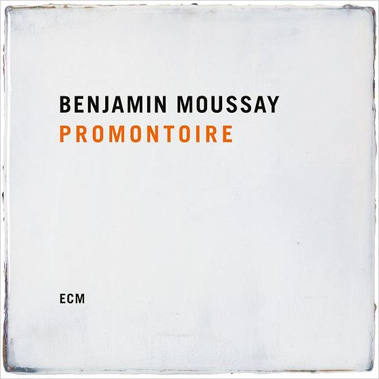 班傑明.穆薩:海角 Benjamin Moussay: Promontoire (CD) 【ECM】