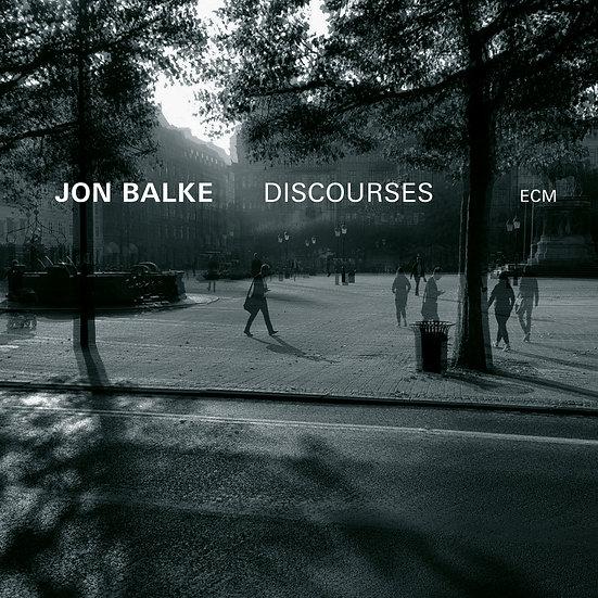 喬恩.巴爾克:話語 Jon Balke: Discourses (CD) 【ECM】