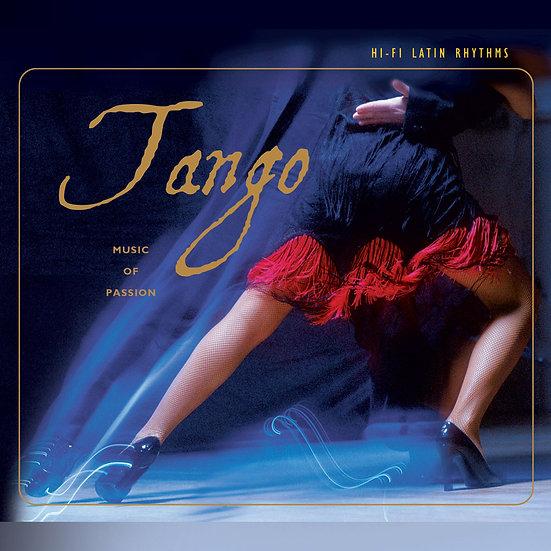 拉丁Hi-Fi 系列(3) 探戈 Hi-Fi Latin Rhythms - Tango (CD) 【Evosound】