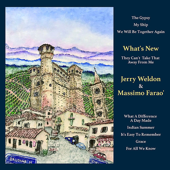 傑里.威爾登與馬斯莫.法羅:有什麼新鮮事? (CD) 【Venus】