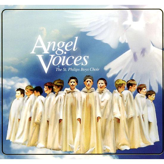 聖菲利浦兒童合唱團:天使之音~40首最精選 St. Philips Boys Choir: Angel Voices (2CD) 【Evosound】