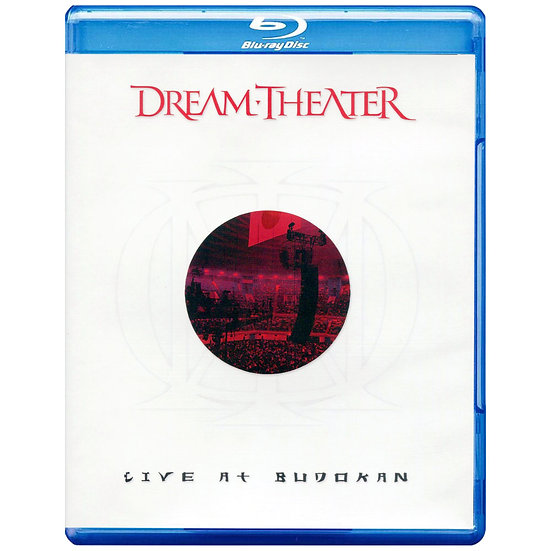 夢劇場樂團:東京武道館實錄 Dream Theater: Live at Budokan (藍光Blu-ray) 【Evosound】