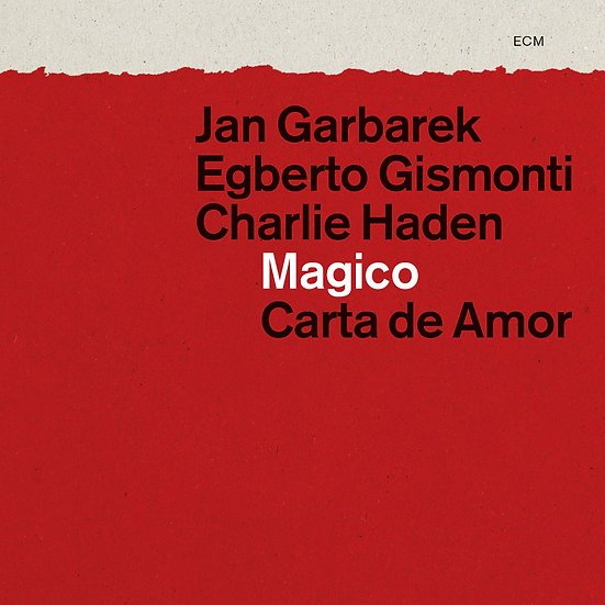 魔術三重奏:情書 Magico: Carta de Amor (2CD) 【ECM】