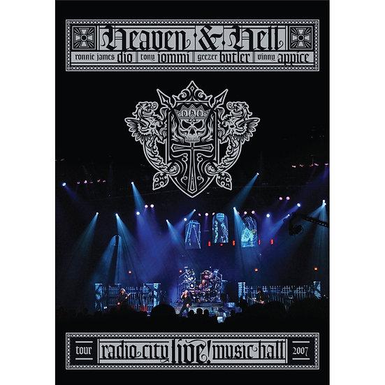 天堂與地獄:無線電城音樂廳現場 (DVD) 【Evosound】