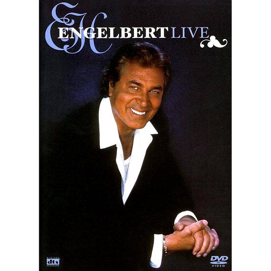 英格伯.漢柏汀克:LA演唱會 Engelbert Humperdinck: Engelbert Live (DVD) 【Evosound】