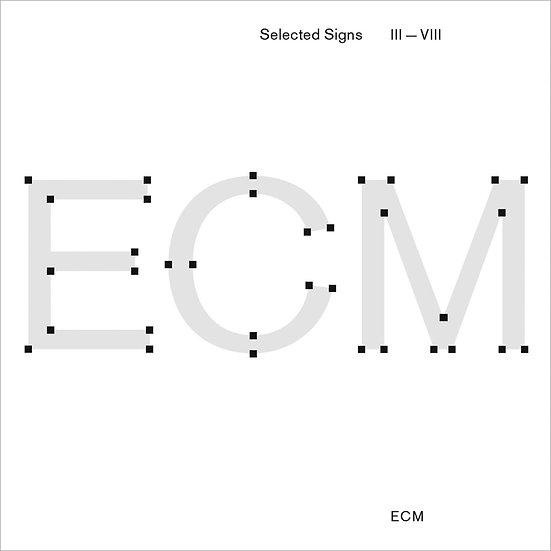 特選音符III - VIII~ ECM音樂展覽特選-慕尼黑藝術之家的文化考古學 (6CD) 【ECM】