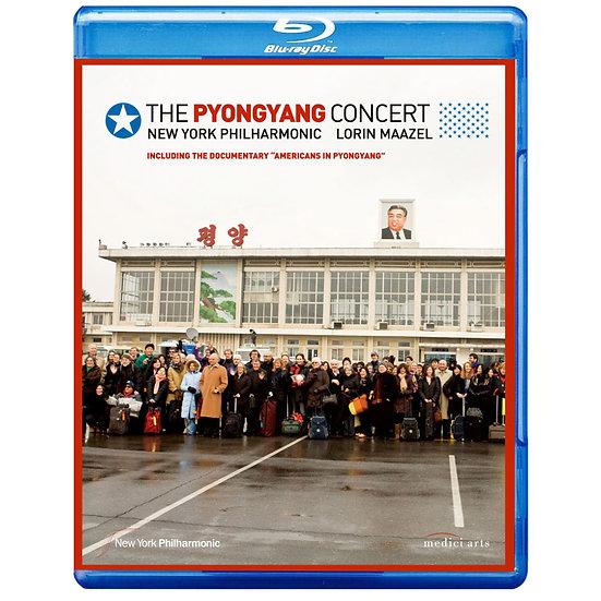 破冰之旅~紐約愛樂在北韓 The Pyongyang Concert (藍光Blu-ray) 【EuroArts】