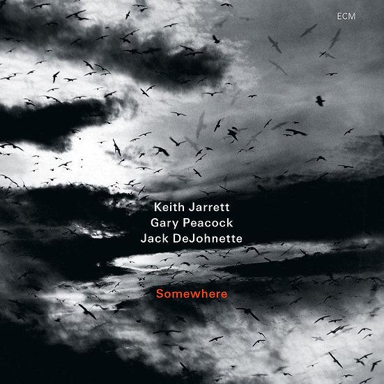 奇斯.傑瑞特三重奏:天國某處 Keith Jarrett Trio: Somewhere (CD) 【ECM】