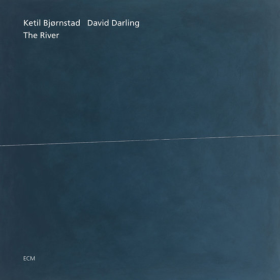 凱特爾.畢卓斯坦/大衛.達林:河流 Ketil Bjørnstad / David Darling: The River (CD) 【ECM】