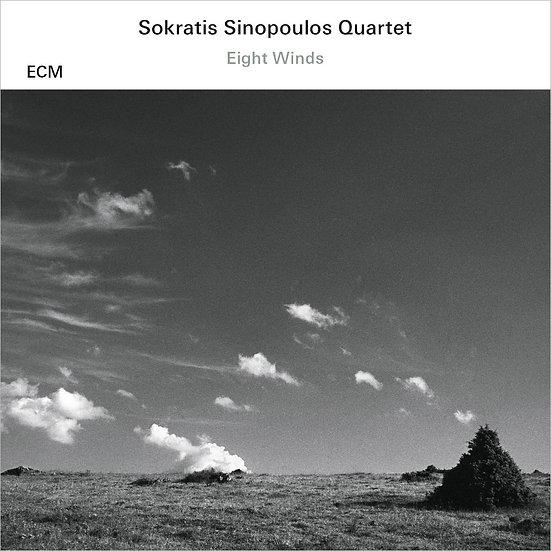 克拉蒂斯.西諾普尤斯四重奏:八風 Sokratis Sinopoulos Quartet: Eight Winds (CD) 【ECM】