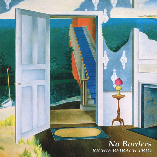 李奇.貝拉齊三重奏:哀歌 Richie Beirach Trio: No Borders (CD) 【Venus】