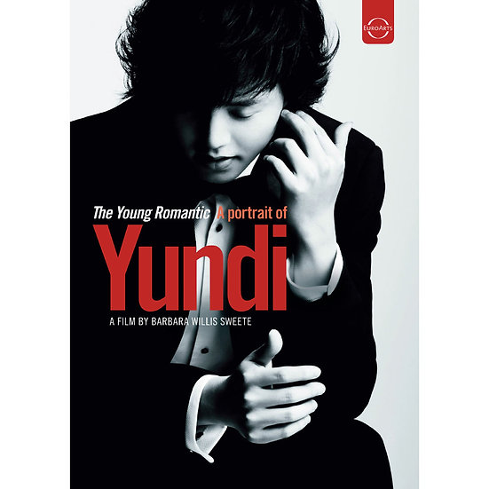 蕭邦的浪漫 李雲迪 Yundi - The Young Romantic (DVD) 【EuroArts】