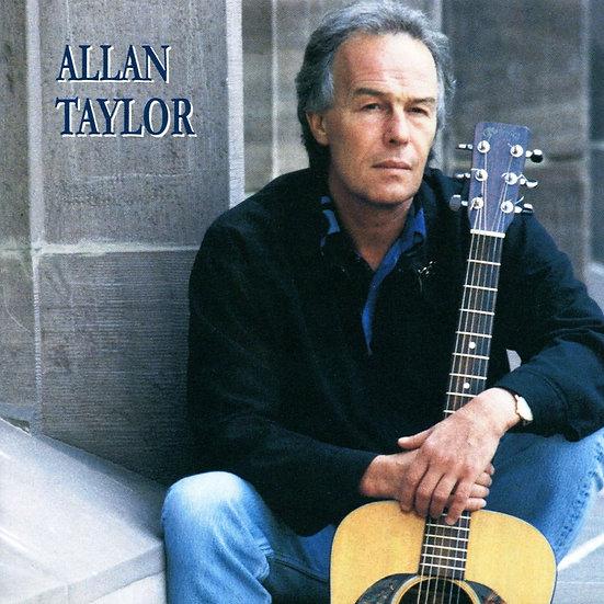 亞倫.泰勒:找尋你 Allan Taylor: Looking For You (CD) 【Stockfisch】