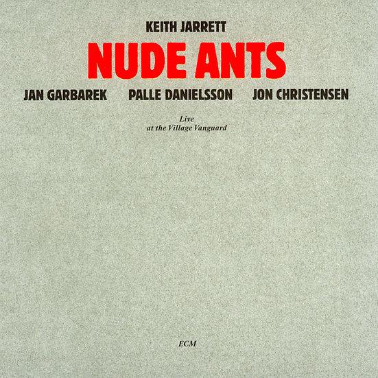 奇斯.傑瑞特/楊.葛柏瑞克/ Palle Danielsson/Jon Christensen: Nude Ants (2CD) 【ECM】